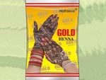 Hathleva Gold Henna 400 gm