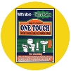 One touch HOME Multi purpose powder no side effect Quike result for yellow stain - Water Skelling (Salt) and sanitary and Ceramic ware.